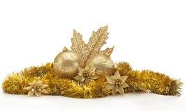 Christmas arrangement Stock Images