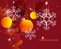 Christmas arrangements Royalty Free Stock Photos
