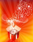 Christmas art background Stock Photo