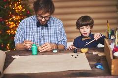 Christmas art Stock Photo