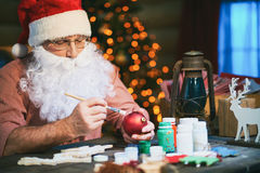 Christmas art Royalty Free Stock Images