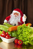 Christmas At The Supermarket 6 Royalty Free Stock Photos