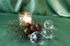 Christmas atmosphere 1 Royalty Free Stock Images