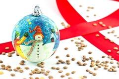 Christmas atmosphere Royalty Free Stock Image