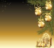 Christmas Atmosphere Royalty Free Stock Photo