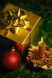 Christmas atmosphere Royalty Free Stock Photography