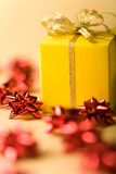 Christmas atmosphere Royalty Free Stock Images