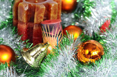 christmas atribute Stock Images