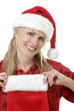 Christmas attire Royalty Free Stock Photo