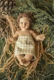 Christmas Baby Jesus Royalty Free Stock Image