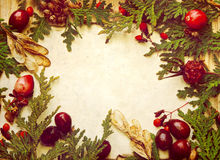 Christmas bacground. Royalty Free Stock Image