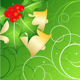 Christmas backdrop Royalty Free Stock Images