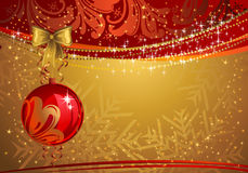 Christmas backdrop Royalty Free Stock Photos