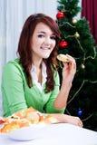 Christmas backery Royalty Free Stock Photos