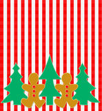 Christmas Backgound Royalty Free Stock Photography