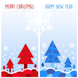 Christmas backgrond cards Royalty Free Stock Images