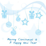 Christmas background. For designs, cards, covers and others Stock Photo