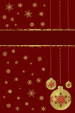 Christmas background. Perfect for different type of design Royalty Free Illustration