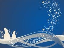 Christmas background. Vector illustration of chrismasy elements Royalty Free Stock Photo