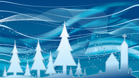 Christmas background. With full hd image ratio Stock Photos