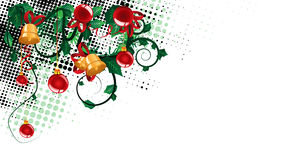 Christmas background. Place your christmas greeting text here Stock Images