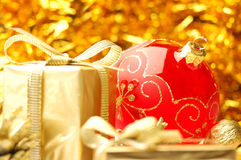 Christmas background. With Stock Photography