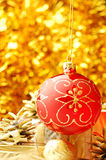 Christmas background. With Royalty Free Stock Images