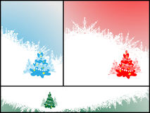 Christmas background. For your message Royalty Free Stock Photo