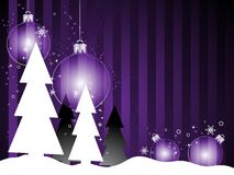 Christmas background. Detailed winter theme greeting card Royalty Free Stock Photo