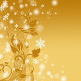 Christmas Background. Space for sample text Royalty Free Stock Photo