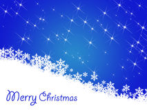 Christmas Background. Space fot sample text Royalty Free Stock Photography