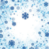 Christmas Background. A lot of space for background Royalty Free Stock Photos