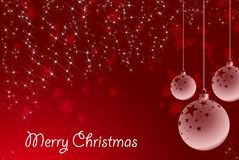 Christmas Background. For the Holiday Royalty Free Stock Images