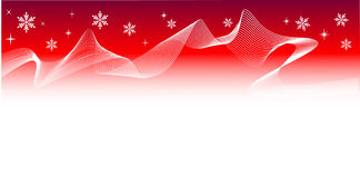Christmas Background. Red / Vector/Eps8 Stock Photography