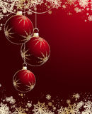 Christmas background. Stock Photo