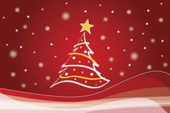 Christmas background royalty free illustration