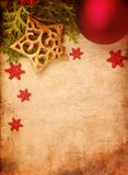 Christmas background. With place for your text Royalty Free Stock Images