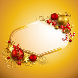 Christmas background Stock Photo