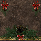 Christmas background. Graphic of the Christmas background Stock Images