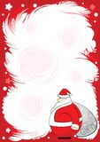 Christmas background 2008 Stock Photography