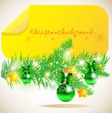 Christmas background. With space for text vector illustration
