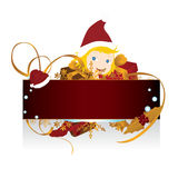 Christmas background. To be used as christmas cards, banners, wallpaper, and others Stock Photo