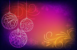 Сhristmas background. Stock Images