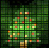 Christmas background. Vector illustration art Stock Image
