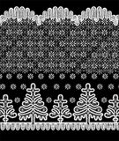 Christmas in the background Royalty Free Stock Photography
