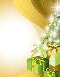 Christmas Background Royalty Free Stock Photos
