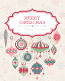 Christmas background. With place for text. Vector illustration vector illustration