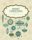 Christmas background. With place for text. Vector illustration royalty free illustration