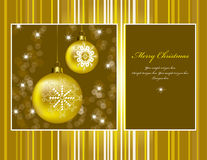 Christmas Background. Abstract Illustration for Christmas Royalty Free Stock Image