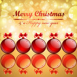 Christmas background. Stock Photography